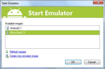 Lista de emuladores