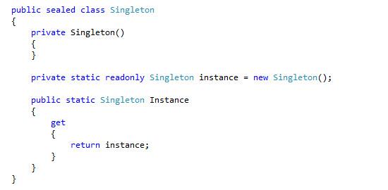 Refactorizando Singleton