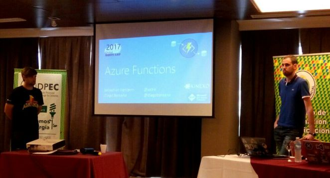 Azure Functions - Azure Bootcamp Corrientes